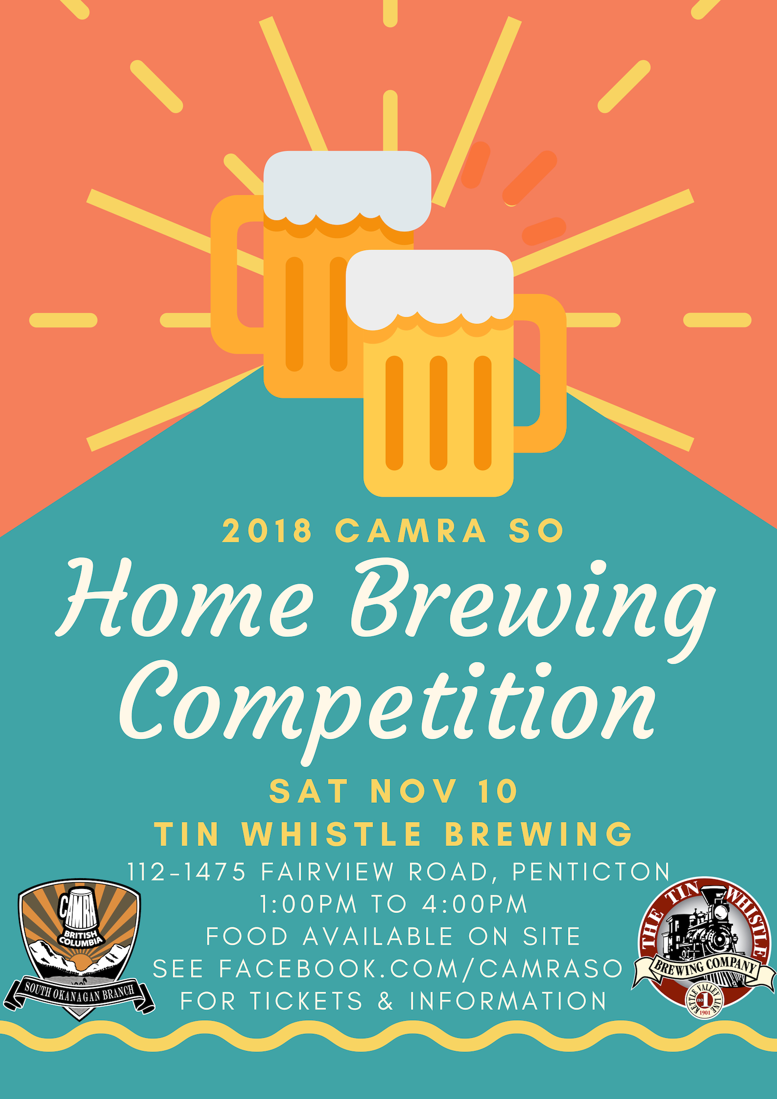 CAMRA SO 2018 Home Brewing Competition