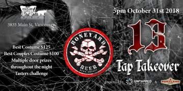 Boneyard Brewing Halloween Tap Takeover @ Portland Craft |  |  |