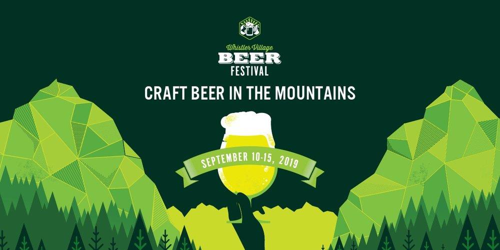 Whistler Village Beer Festival 2019 Main Event