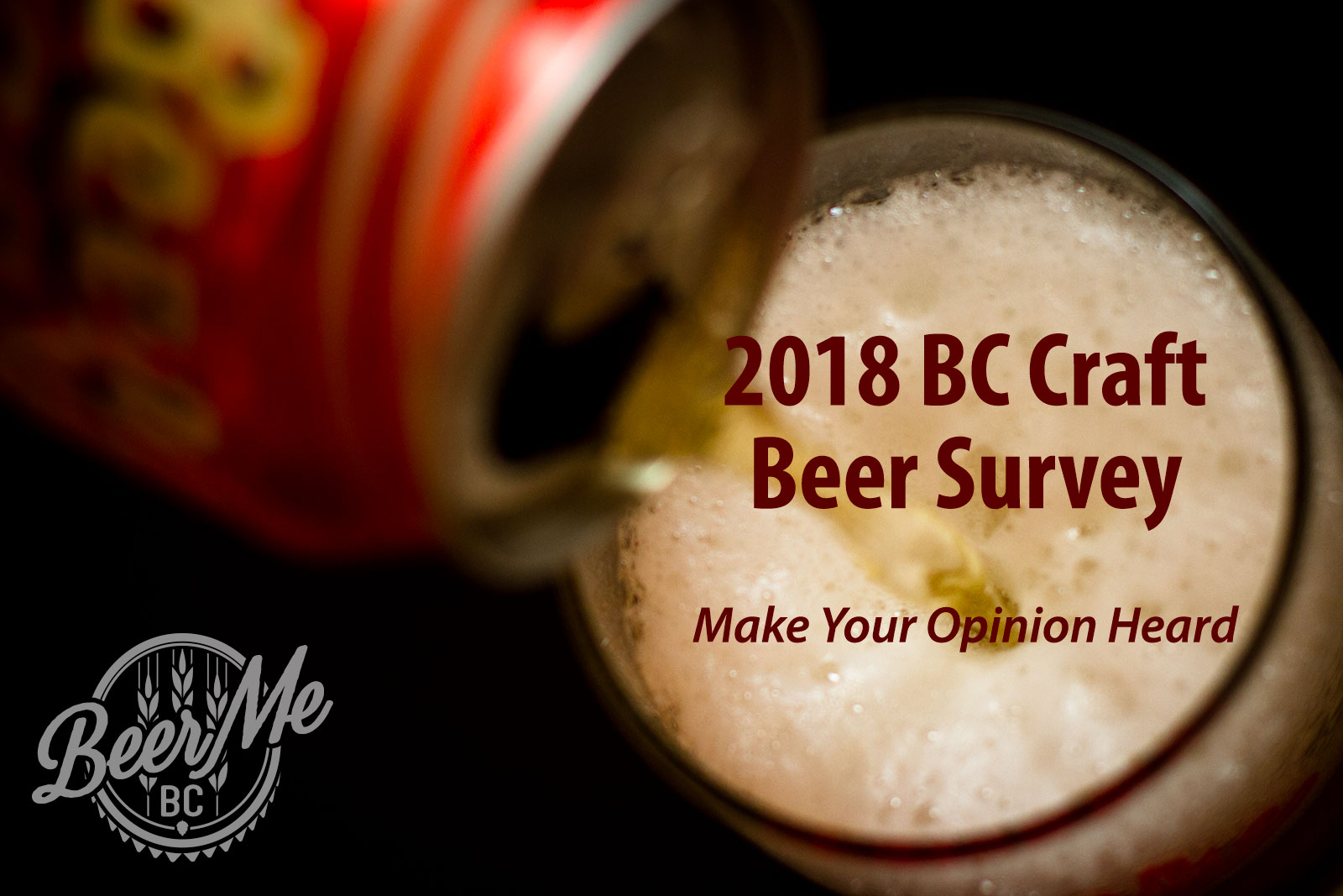 6th Annual Beer Me BC Craft Beer Survey Released