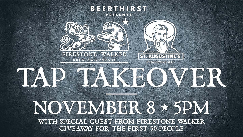 Firestone Tap Takeover + Meet & Greet