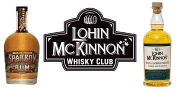 Lohin McKinnon Whisky Club Launch Party! @ Central City Brewpub on Beatty Street