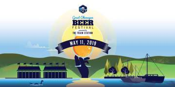 Great Okanagan Beer Festival 2019 presented by Train Station Pub