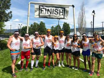 Penticton Beer Run 2019