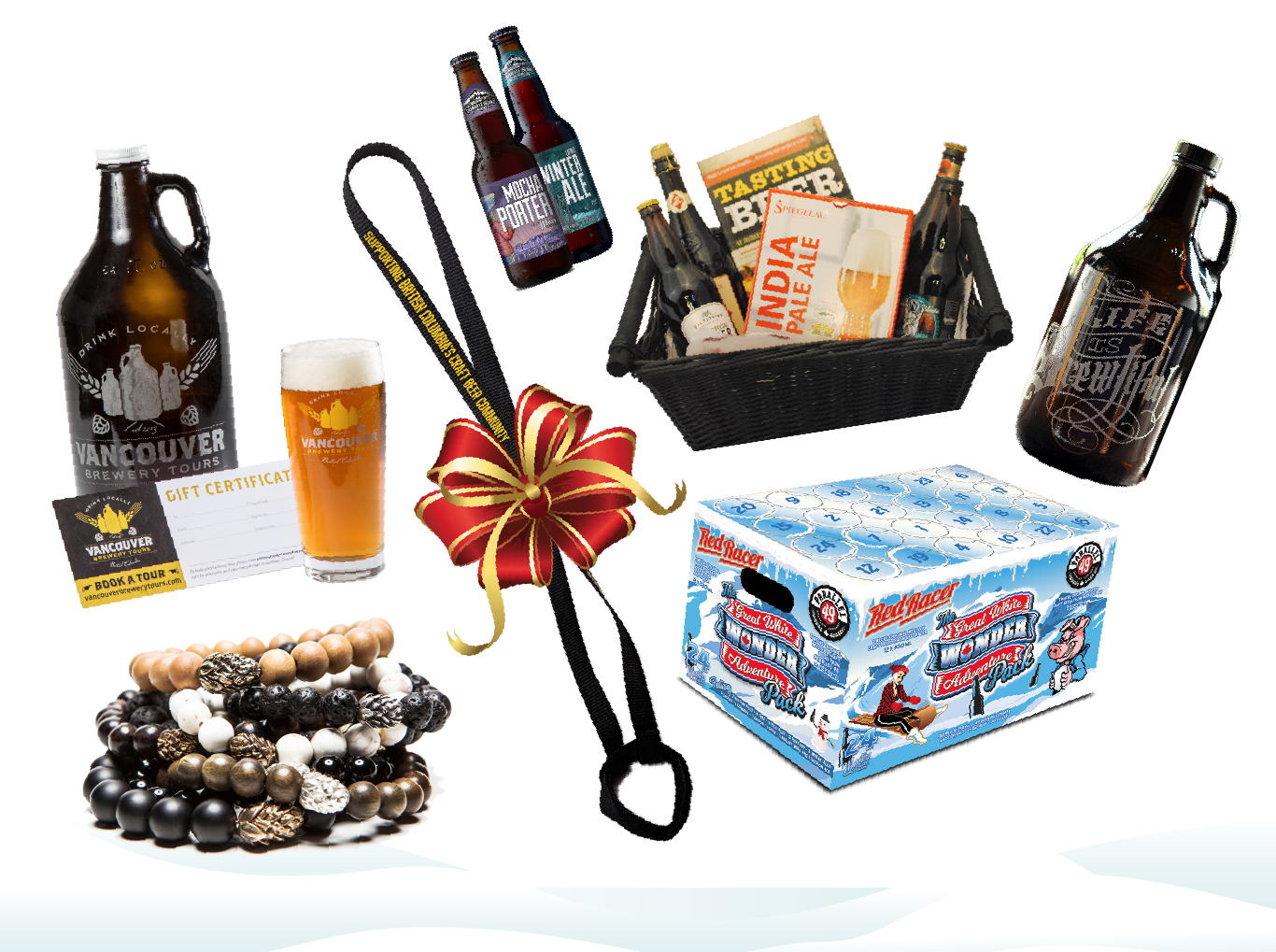 The #BCCraftBeer Guide To Last Minute Holiday Gift Shopping
