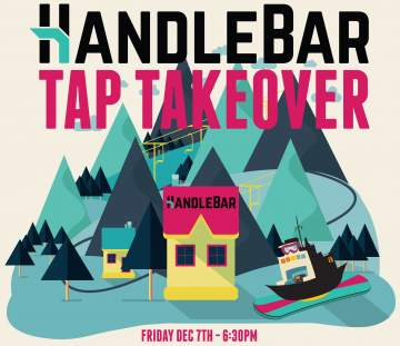 Townsite Brewing Tap Takeover @ HandleBar Cafe and Apres