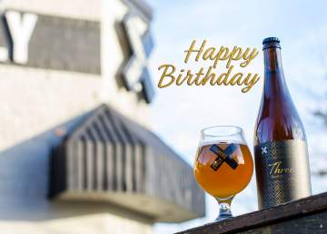 Foamers' Birthday Party & Anniversary Ale Release @ Foamers' Folly Brewing Co.
