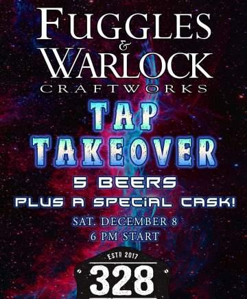 Fuggles & Warlock TapTakeover