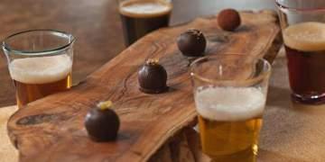 Beer & Chocolate @ Vessel Liquor