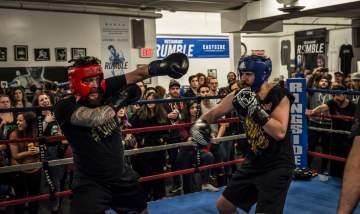BC Beer Wars Orientation @ Eastside Boxing Club
