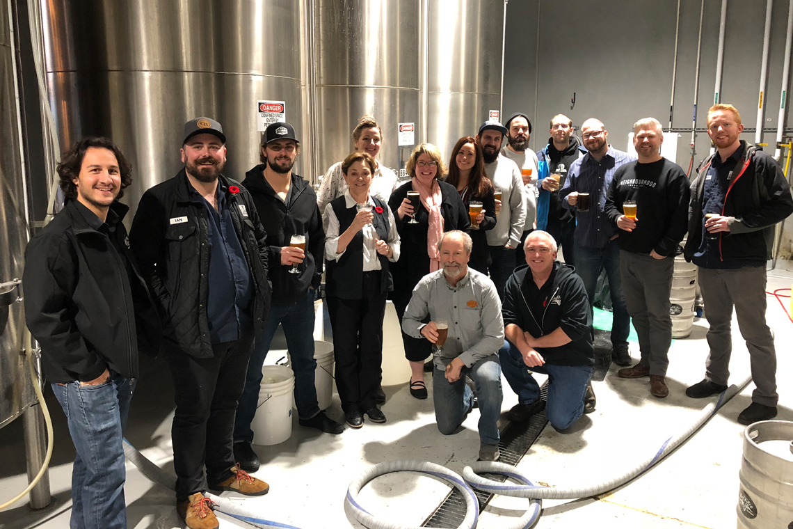 Penticton: Craft Beer Town