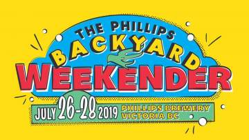 The Phillips Backyard Weekender 2019 • Victoria, BC @ The Phillips Backyard Weekender