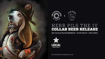 CAB x Four Winds Collab Release Party at Local Kits @ Local Public Eatery Kitsilano