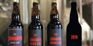 2019 Commander Imperial Stout Launch Party & Cask Night @ Dead Frog Brewery