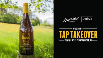 Wild Beer Co Tap Takeover @ Darby's Gastown