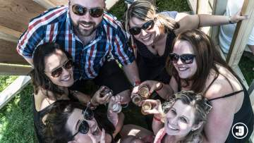2019 Fort Langley Beer & Food Festival @ Fort Langley National Historic Site