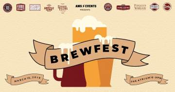 AMS Events Presents: Brewfest @ AMS Events