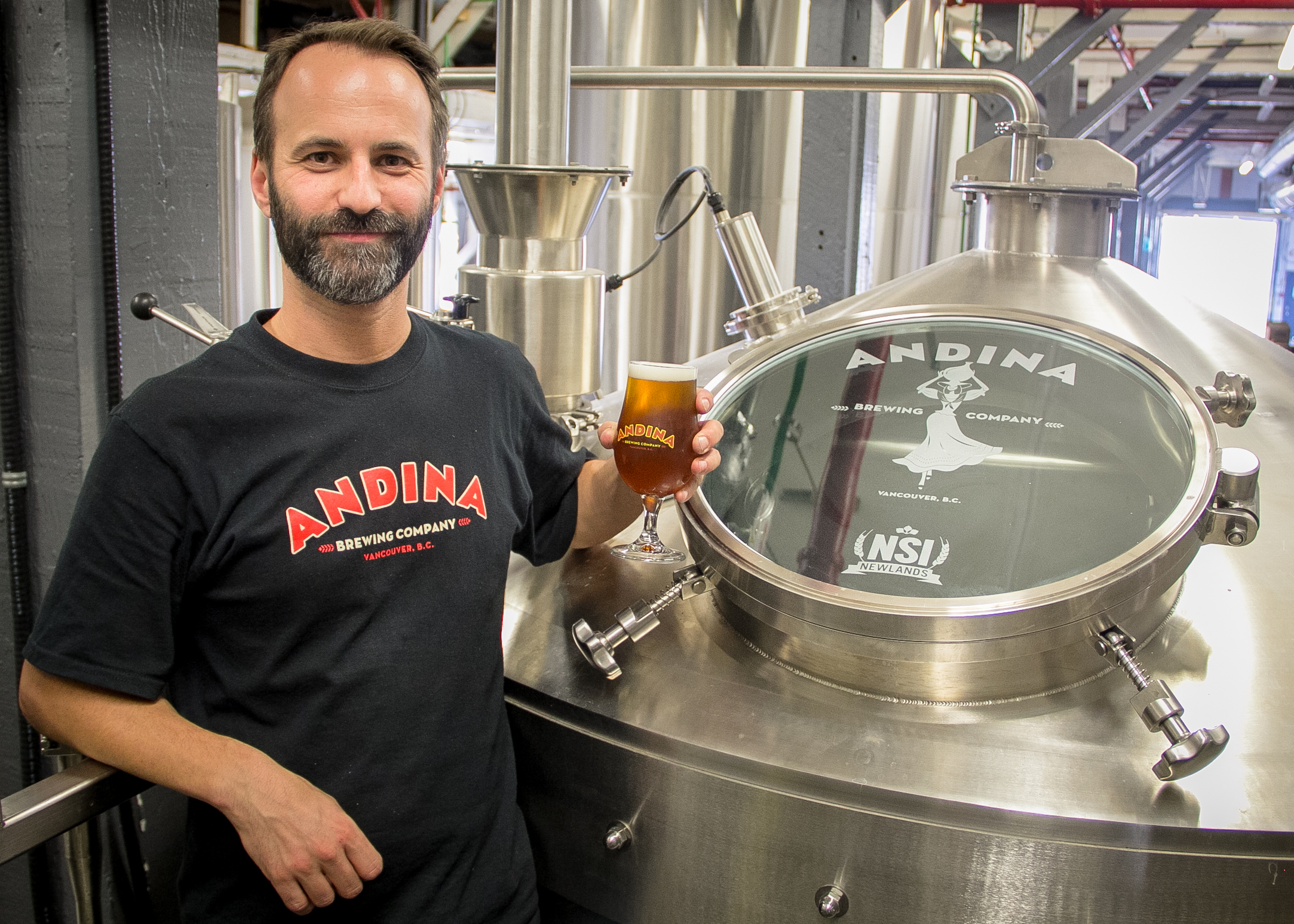 In Profile: Ben Greenberg & Andina Brewing Co.