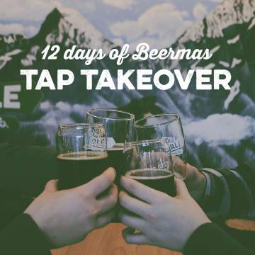 12 days of Beermas Tap Takeover @ Old Yale Brewing |  |  |