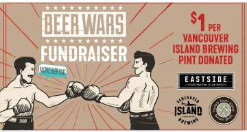 Beer Wars Fundraiser for Pacific Beer Chat @ Dubh Linn Gate Main Street