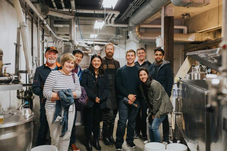 Vancouver Brewery Tours Inc. - What's Brewing Magazine