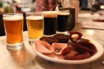 6th Annual Chocolate and Beer Tasting @ Moody Ales | Port Moody | British Columbia | Canada