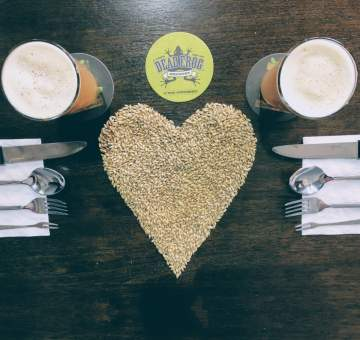 Valentine's Brewmaster's Dinner @ Dead Frog Brewery |  |  |