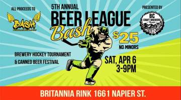 Beer League BASH 2019