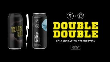 Double Double Collaboration Celebration @ Darby's Gastown