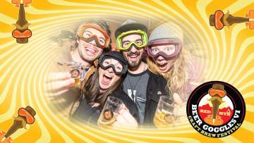 2019 6th Annual Beer Goggles Craft Brew Fest @ RED Mountain Resort