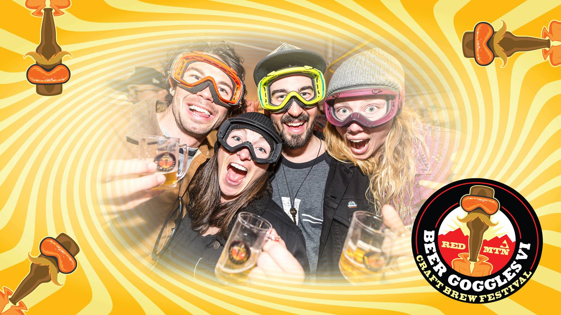 2019 6th Annual Beer Goggles Craft Brew Fest