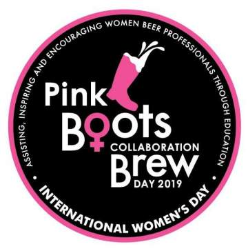 Pink Boots Women's Collaboration Brew Day @ Callister Brewing Company