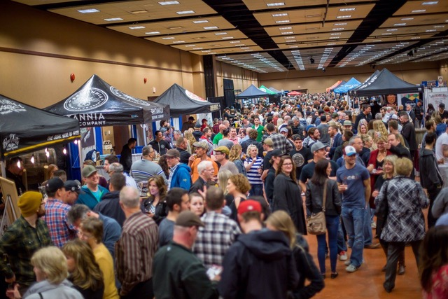 Okanagan Fest Of Ale 2019: Saturday