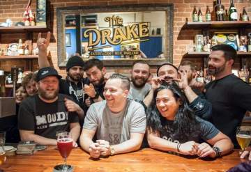 The Magnificent 6 @ The Drake Eatery |  |  |