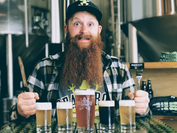 Spring Brewmaster Dinner @ Dead frog Brewery | Langley City | British Columbia | Canada