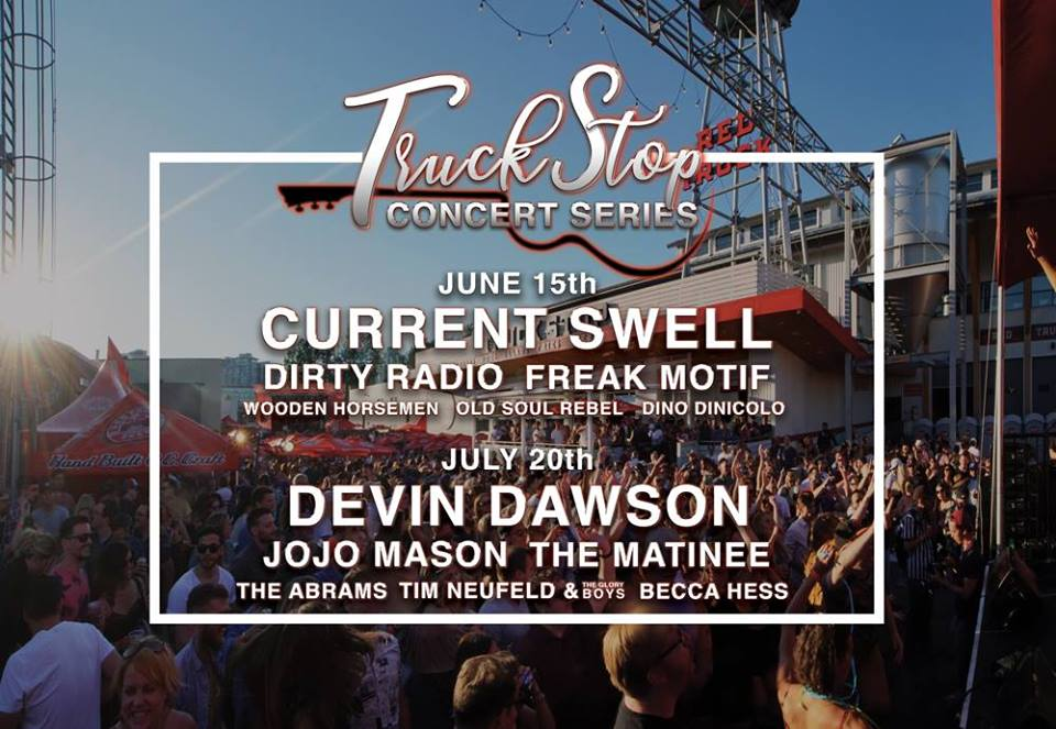 Truck Stop Concert Series June 15th