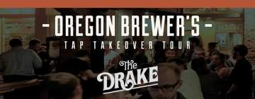 Oregon Brewer's Tour IV @ The Drake Eatery
