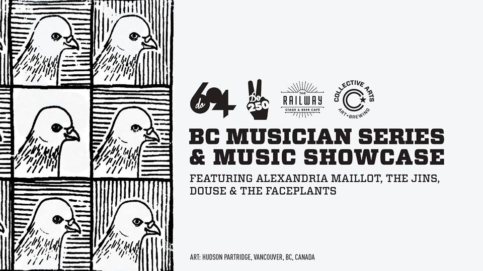BC Music Series Can Release Party And Showcase