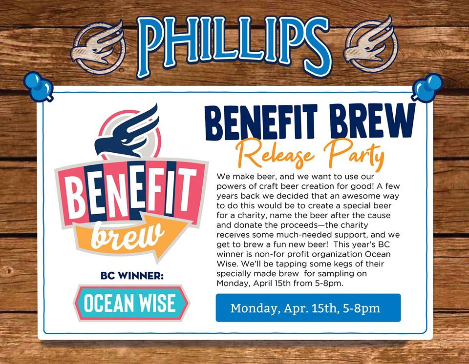 2019 Benefit Brew Release Party