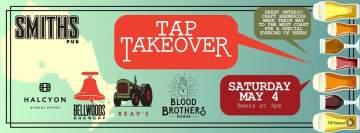 Ontario Tap Takeover @ Smiths Pub