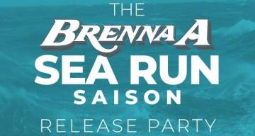 The Brenna A Sea Run Saison Release Party for ALS @ Mount Arrowsmith Brewing Company