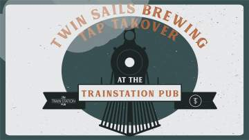 Twin Sails Tap Takeover @ The Train Station Pub