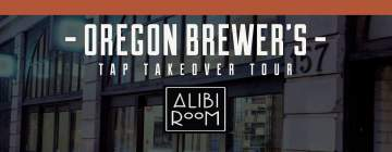 Oregon Brewer's Tour 2019 - The Alibi Room @ The Alibi Room