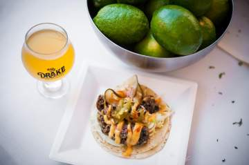Four Winds & Tacos @ The Drake Eatery