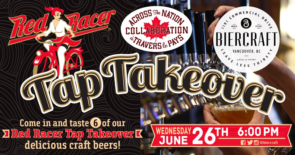 Across The Nation Collaboration Tap Takeover