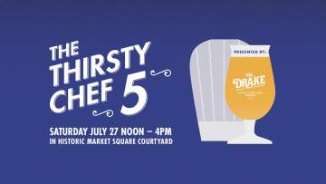 The Thirsty Chef V @ Market Square