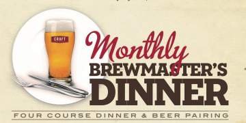 Four Winds Brewing Company Brewmaster Dinner @ CRAFT Beer Market