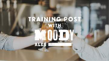 Training Post - Moody Ales @ Trading Post Brewing