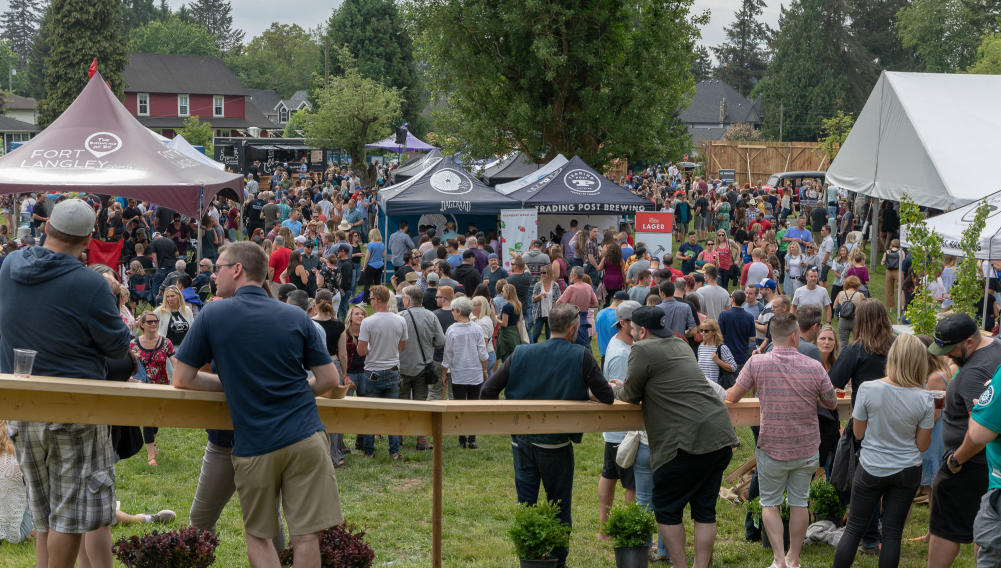 Fort Langley Festival To Debut Langley's New Crop Of Breweries