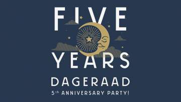 Dageraad's Fifth Anniversary Party @ Dageraad Brewing